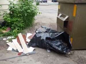 Garbage Issues