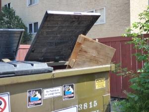 garbage no no